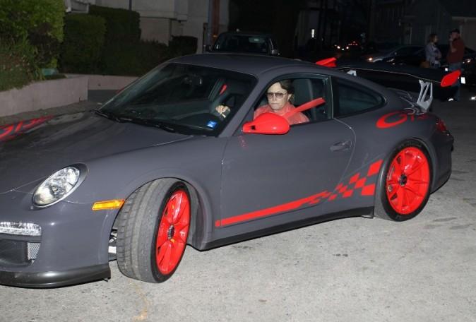 Bruce Jenner à Sherman Oaks, le 27 février 2013.