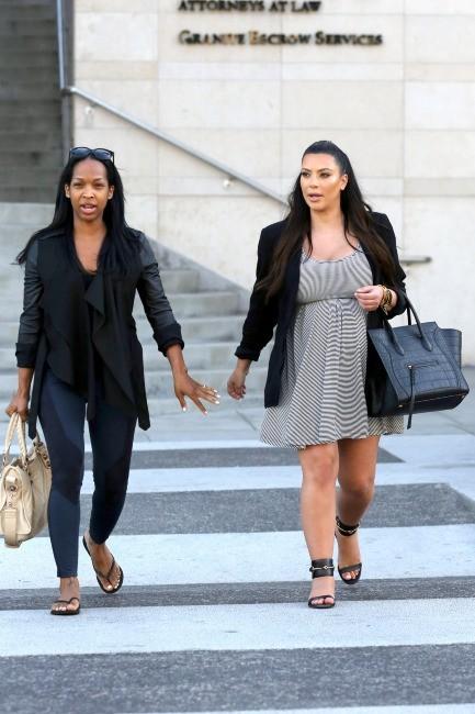 Kim Kardashian à Los Angeles, le 29 mai 2013.