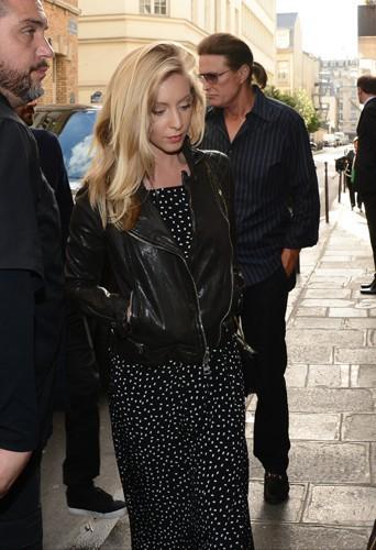 Leah Jenner à Paris le 22 mai 2014