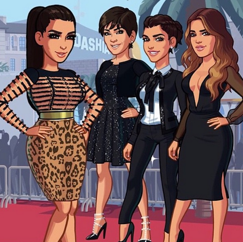 Photos : Kim Kardashian : entre business et plaisir, il faut choisir !