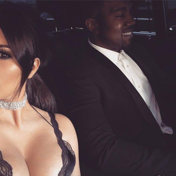 Photos : Kim Kardashian et Kanye West : à deux doigts de s'envoyer en l'air...