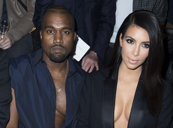Kim Kardashian et Kanye West : apr�s Balmain, direction le front row du d�fil� Lanvin !