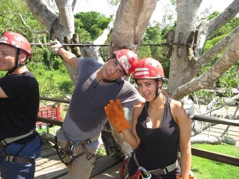 Kim Kardashian au Mexique lors de récentes vacances avec Joe Francis