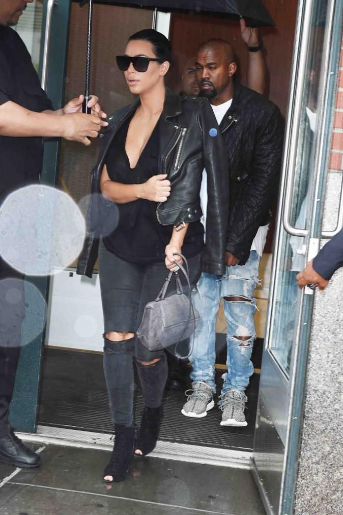 Kim Kardashian et Kanye West : Caitlyn Jenner leur vole la vedette !