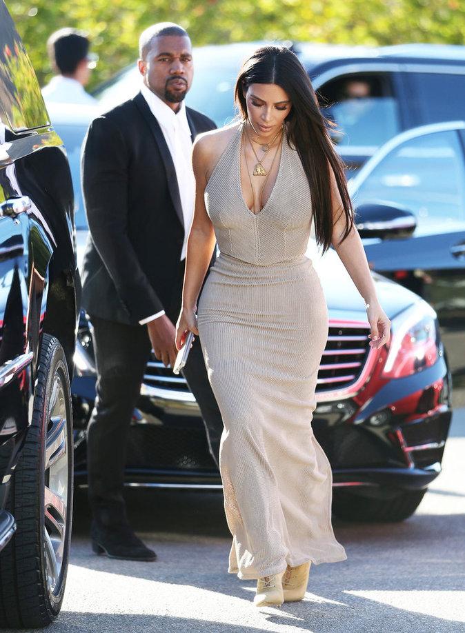 Photos : Kim Kardashian et Kanye West : North, une demoiselle d'honneur trop craquante !