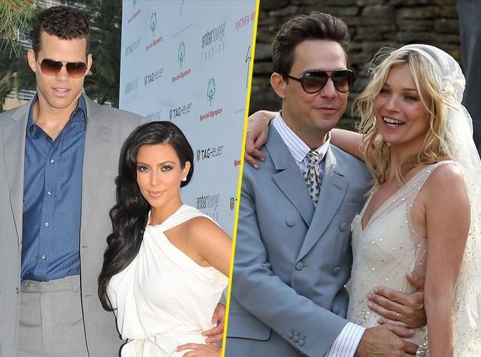 Photos : Kim Kardashian et Kate Moss, leurs cadeaux de mariage de 14 à 7500 euros !