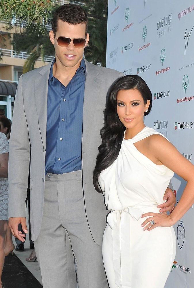 Photos : qu'ont commandé Kim Kardashian et Kris Humphries comme cadeaux de mariage ?