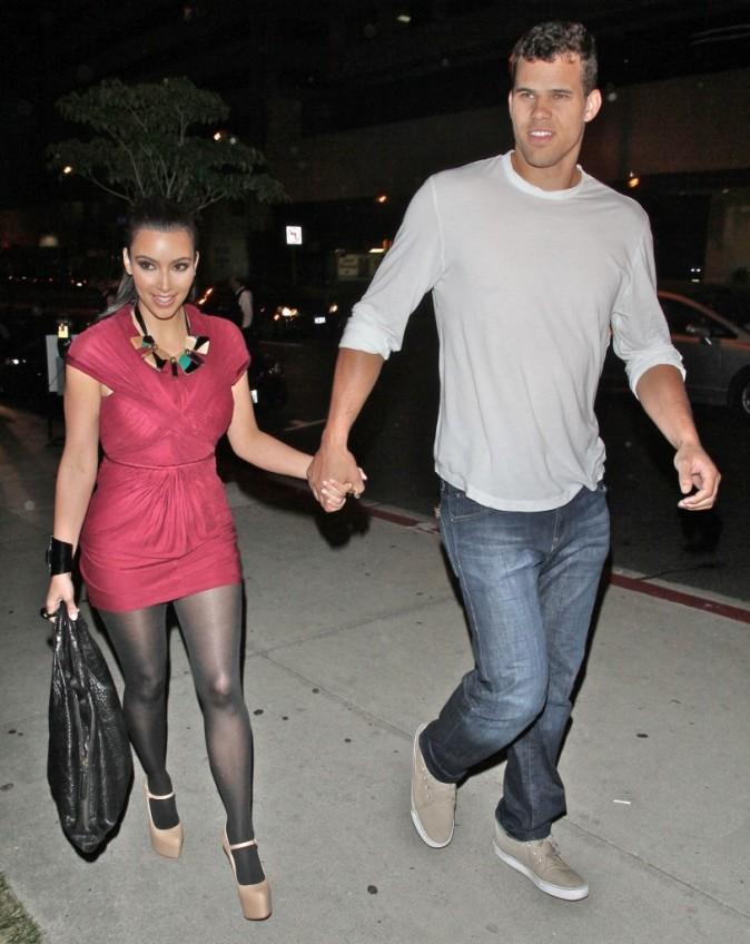 En mai dernier, le monde entier découvre Kris, le gigantesque petit copain de Kim...