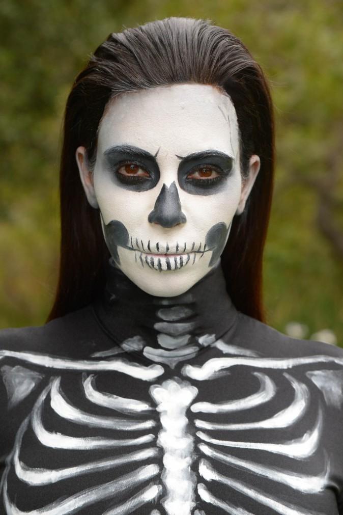Photos : Kim Kardashian et North West : découvrez leurs costumes d'Halloween !