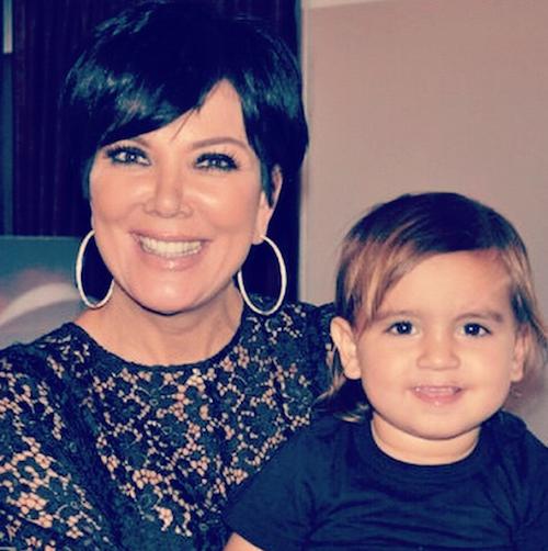 Kris Jenner fête les 5 ans de Mason