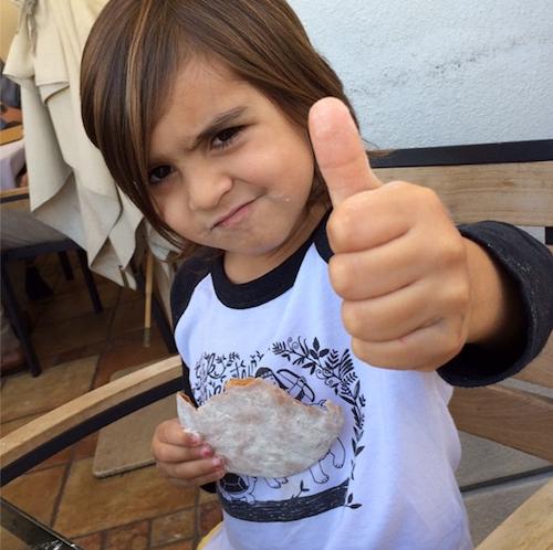 Mason fête ses 5 ans