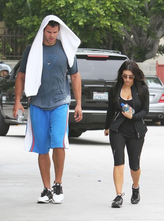 C'est que Kris Humphries est fou de Kim Kardashian !