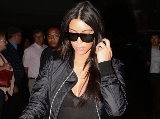 Kim Kardashian : la starlette débarque à Paris pour assister au défilé haute-couture de son ami Valentino ?