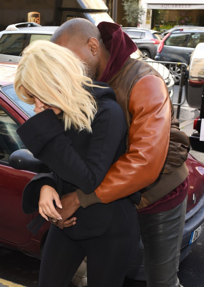 Kim Kardashian le 6 mars 2015