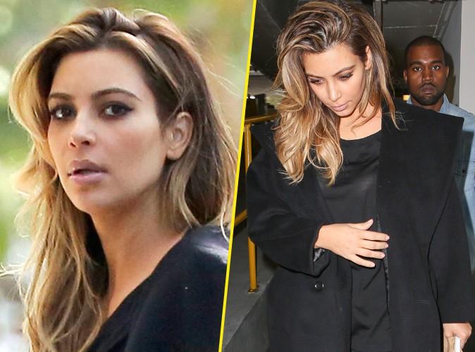Kim Kardashian : mine des petits jours pour une visite chez le médecin avec Kanye West !