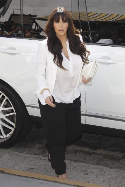 Kim Kardashian le 13 mars 2013 à Los Angeles