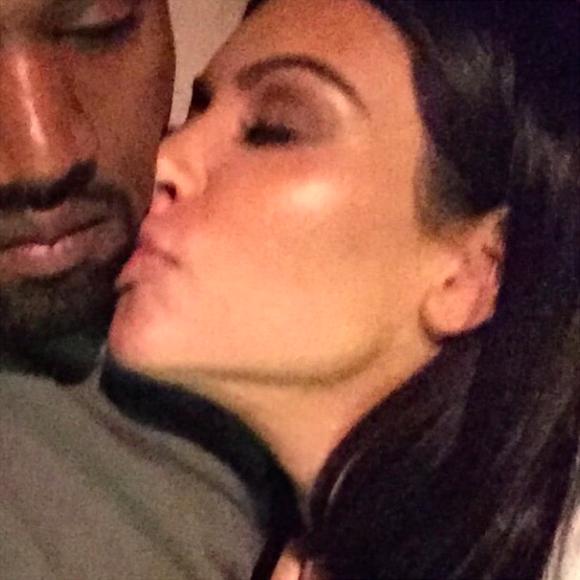 Kim Kardashian : petite, c'était la photocopie de North !