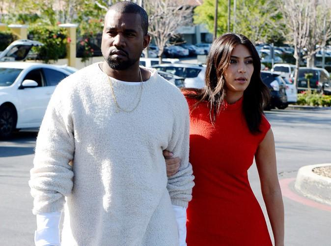 Kim Kardashian : petite robe incendiaire et nouvelle coupe de cheveux pour ses retrouvailles avec Kanye West !
