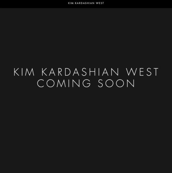 Futur site de Kim Kardashian