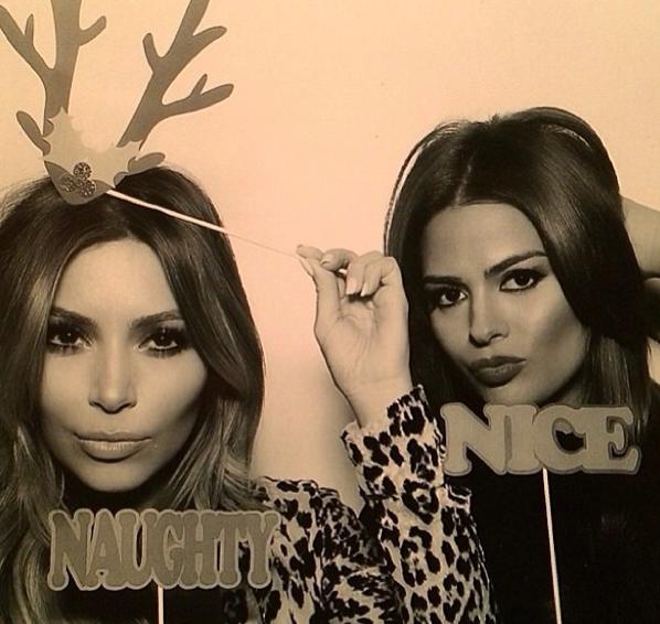 Kim Kardashian joue les rênes !