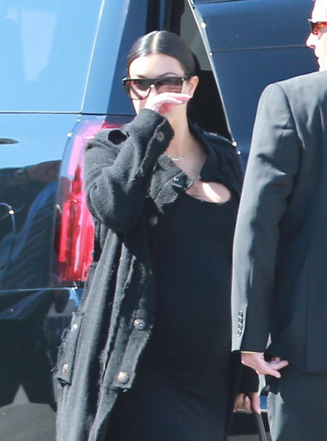 Kim Kardashian à Las Vegas le 14 octobre 2015