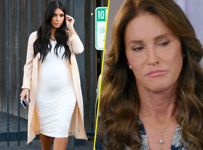 Kim Kardashian remet Caitlyn Jenner � sa place !