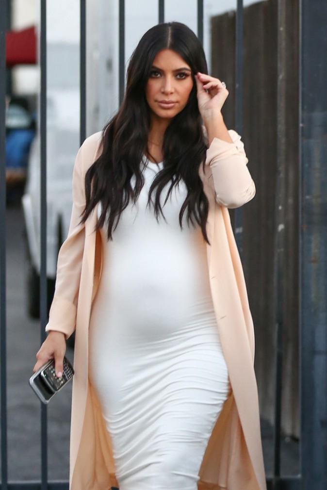 Kim Kardashian le 27 juillet 2015