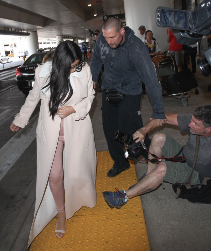 Kim Kardashian le 29 juin 2015