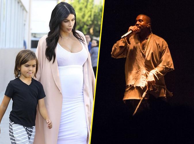 Kim Kardashian : retour difficile � LA pendant que Kanye s'�clate avec Rihanna !