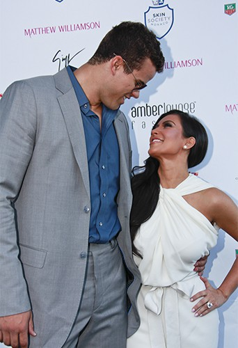 Kris Humphries, le deuxième mari de Kim Kardashian !