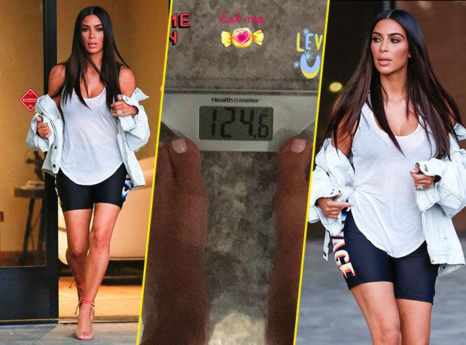 Kim Kardashian : Selon les nutritionnistes, elle ment sur poids !