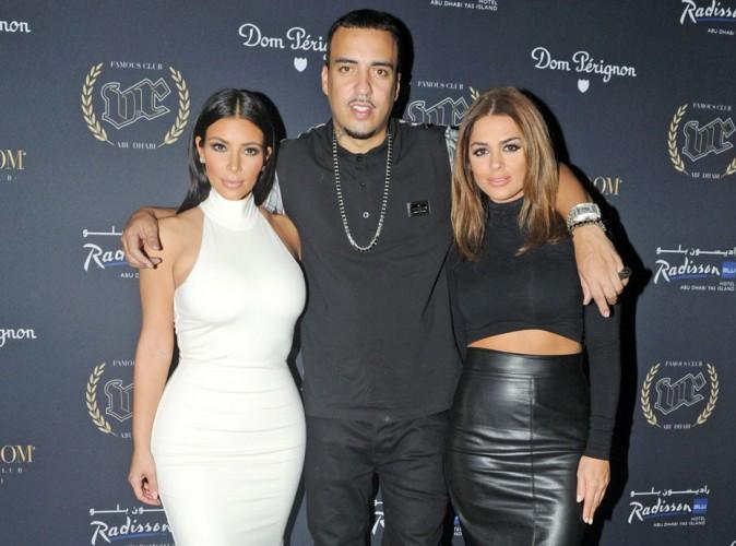 Kim Kardashian : ses retrouvailles avec French Montana à Abou Dhabi !