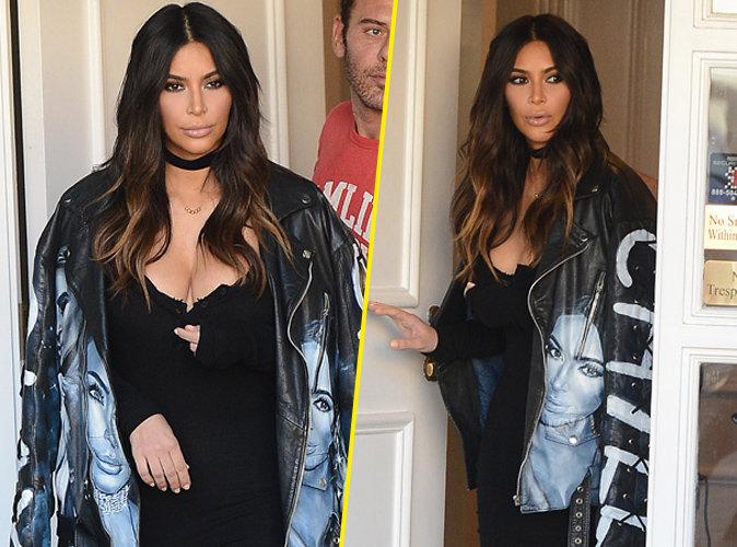 Kim Kardashian à Beverly Hills