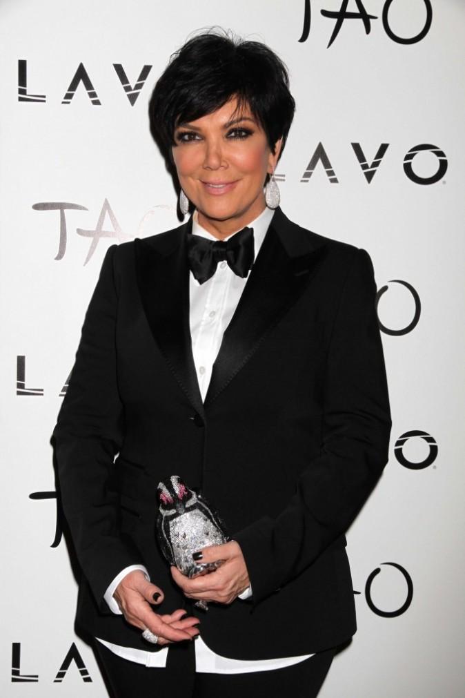 Kris Jenner, la maman de Kim Kardashian