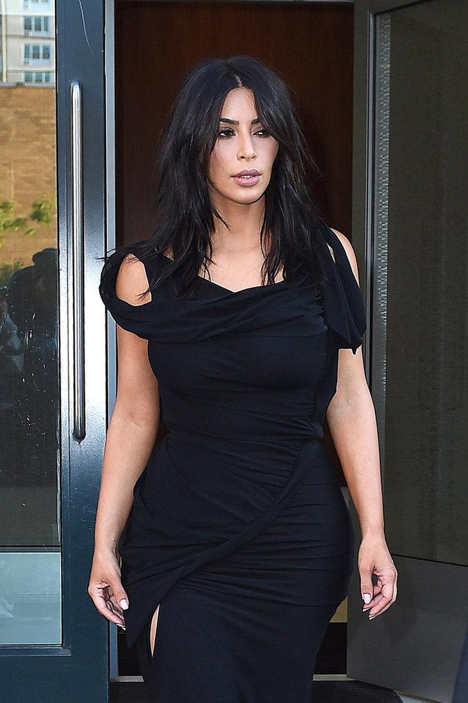 Photos : Kim Kardashian : un Award pour avoir posé à poil !