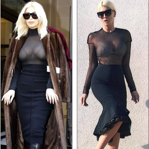 Kim Kardashian vs Jelena