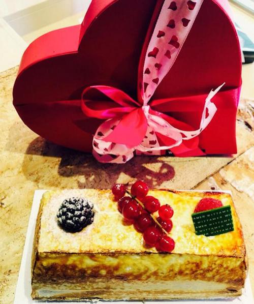 La Saint-Valentin Gourmande de Lara Fabian