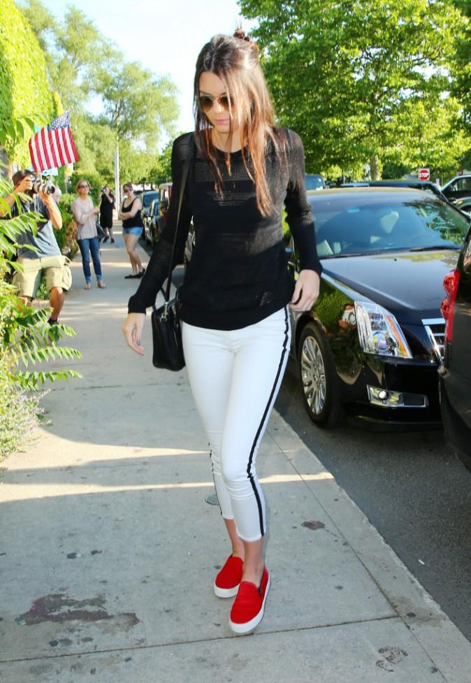 Kendall Jenner à Sag Harbor le 28 juin 2014