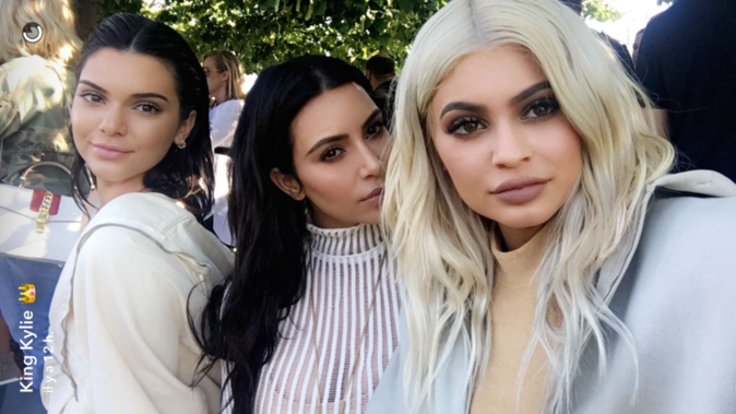 Kendall,Kim et Kylie : Réunies à New York pour lancer Yeezy 4 !