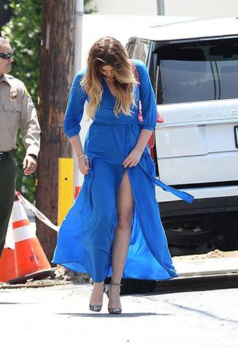 Khloé Kardashian à Los Angeles le 23 juin 2014