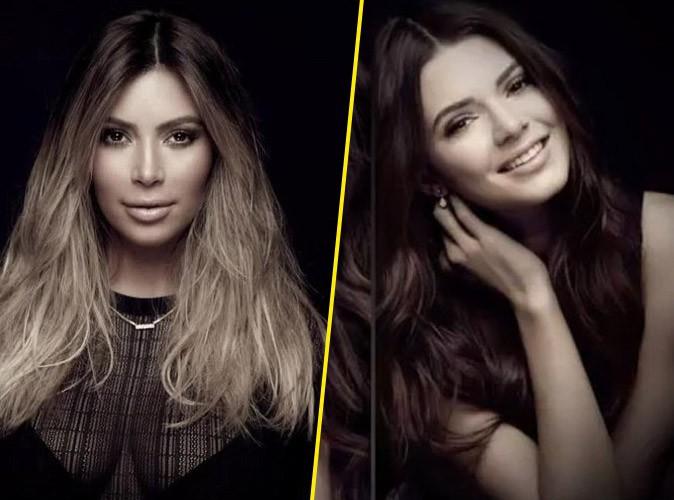 """Kim, Kourtney, Khloé Kardashian, Kendall et Kylie Jenner... Toutes en beauté pour annoncer le retour de """"L'Incroyable Famille Kardashian"""" en janvi..."""