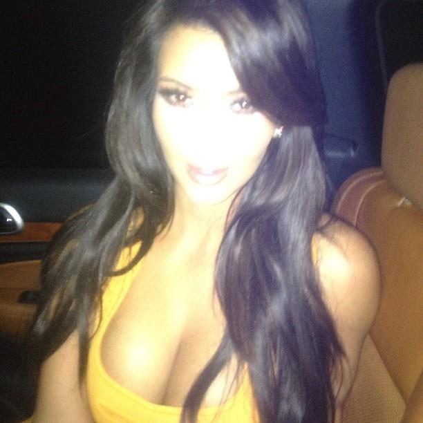 Kim après