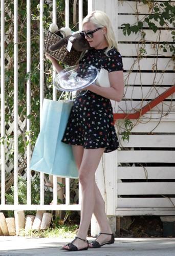 Kirsten Dunst, rumeur de grossesse ?