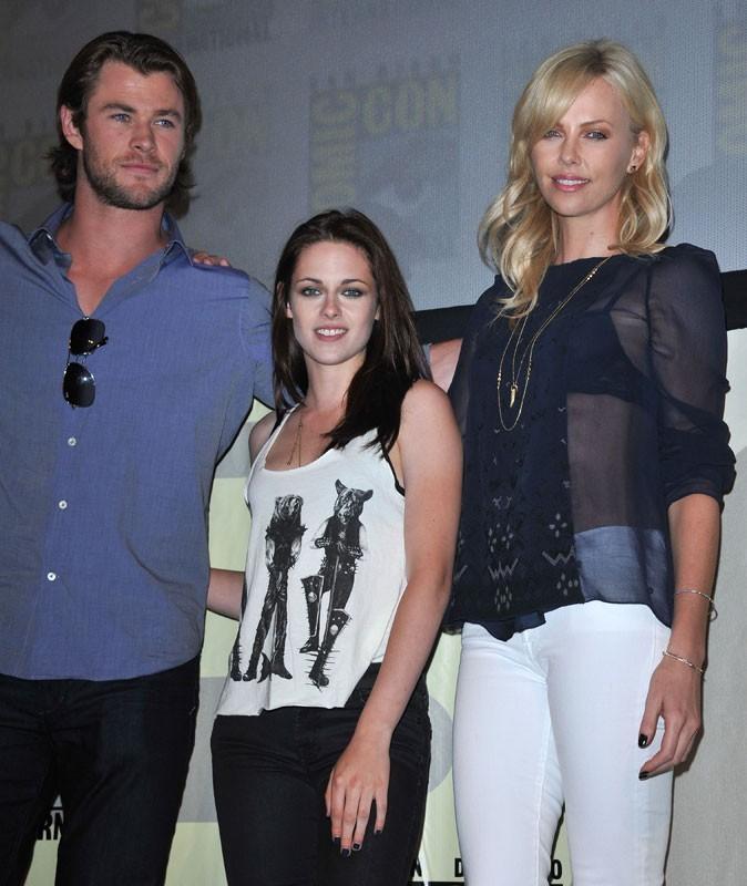 Photos : Kristen Stewart sera Blanche Neige dans Blanche Neige et le chasseur