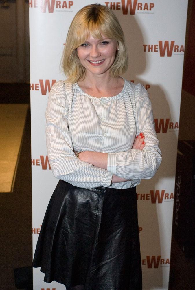 Photos : Kirsten Dunst en 2010