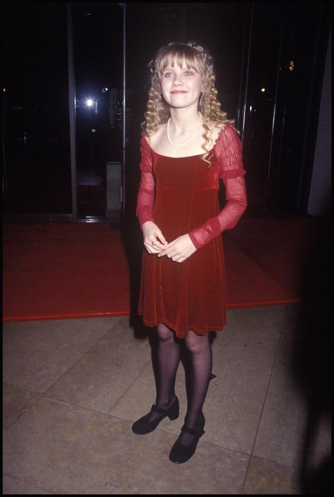 Kirsten, 12 ans et nominée aux Golden Globe Awards