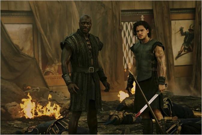 Kit Harington jouera un esclave dans Pompeii !