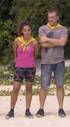 Marc et Mélissa au début de l'aventure