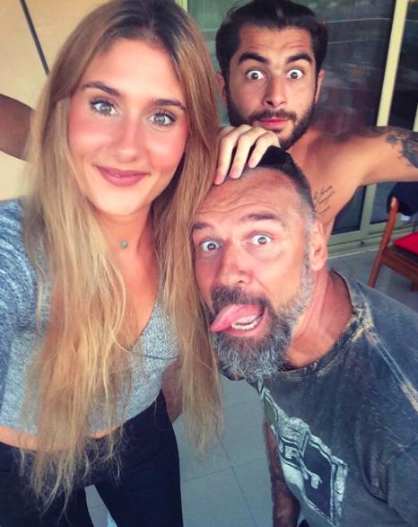 Photos : Koh Lanta : Jesta et Benoît toujours en couple, ils s'amusent des images du tournage !