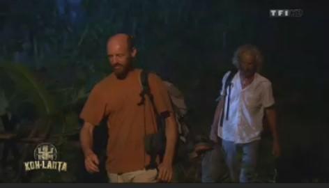 Bernard et Philippe arrivent au conseil !